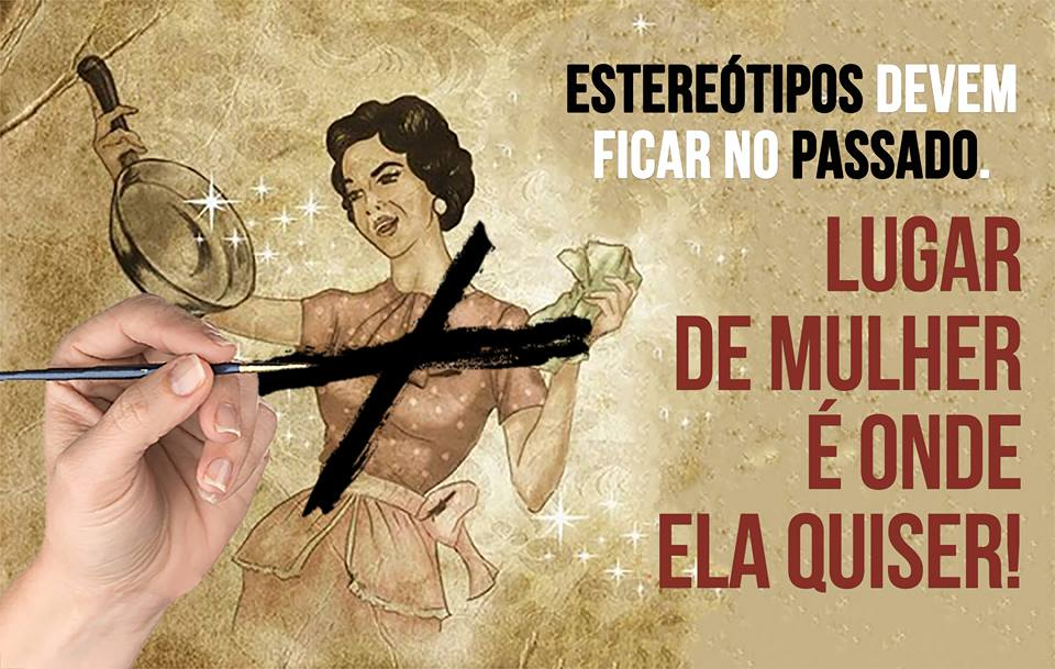 Editorial: Quebrando estereótipos